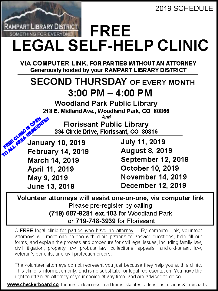 Legal Assistance at Library
