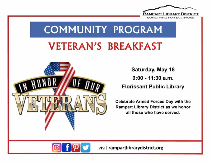 Veteran's Breakfast