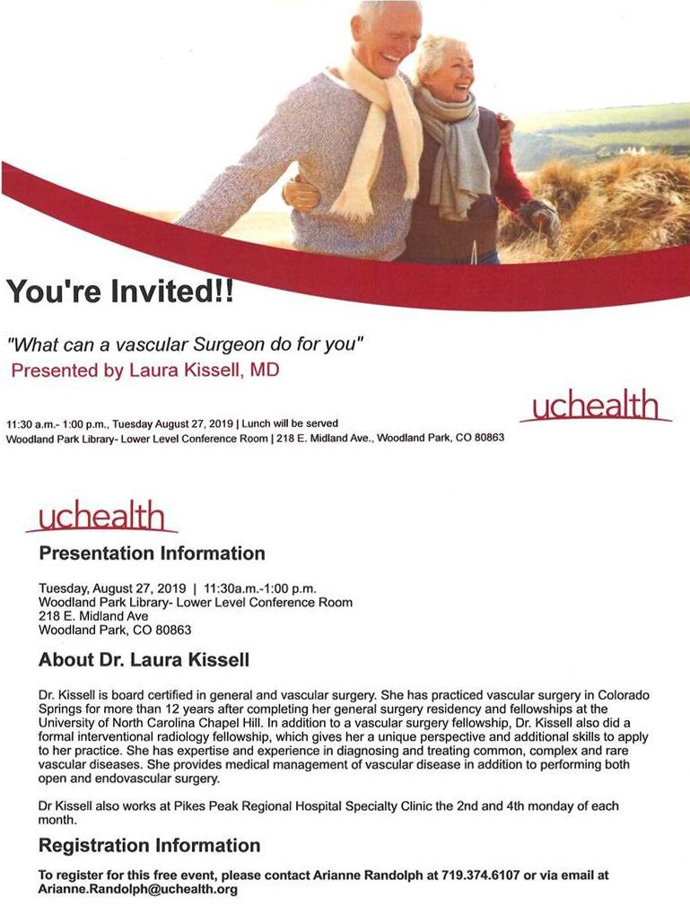 UCHealth Seminar