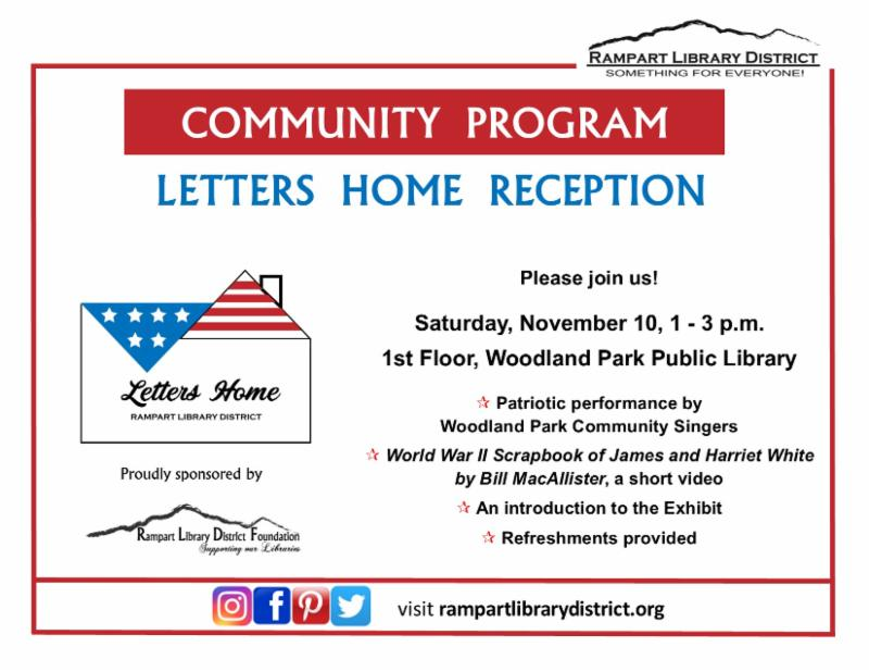 Letters Home Reception