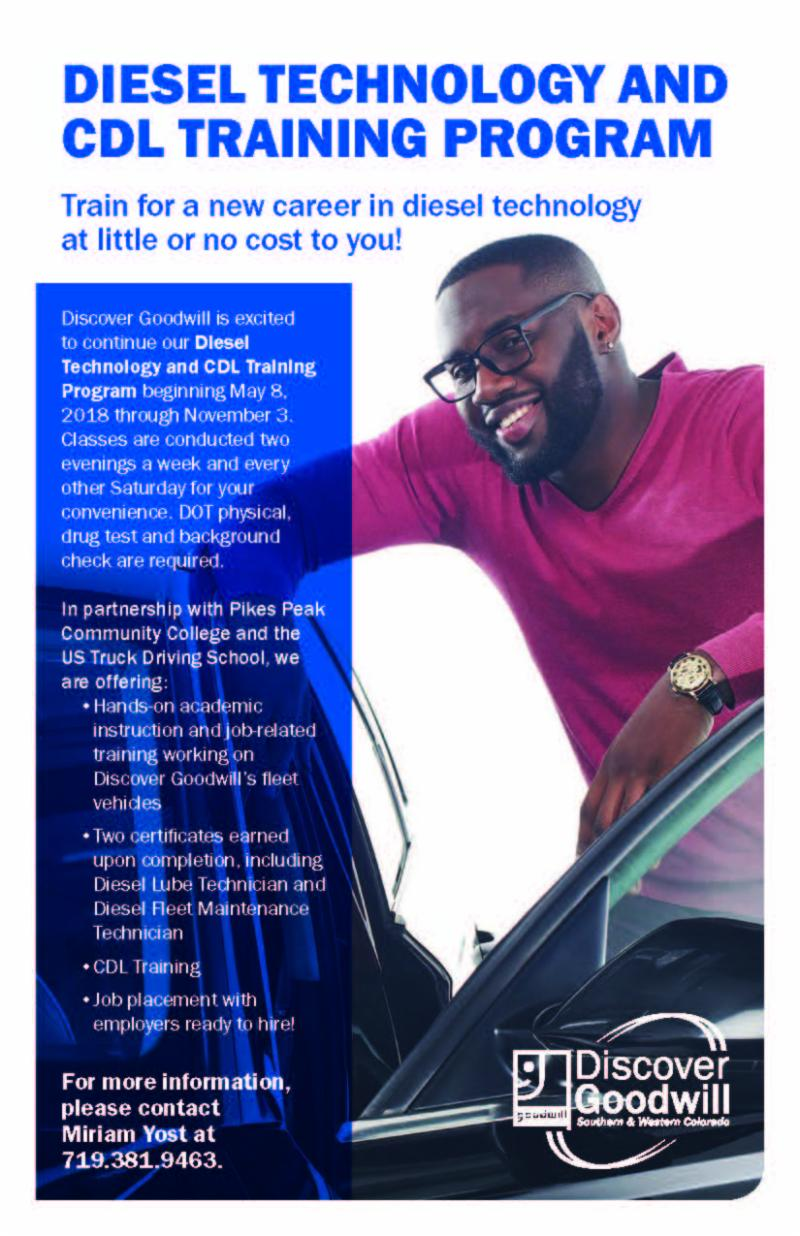 Diesel Technology and CDL Training Program