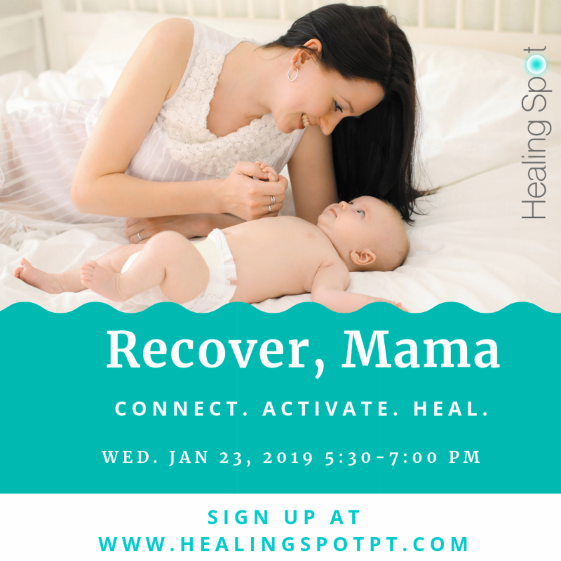 Recover Mama