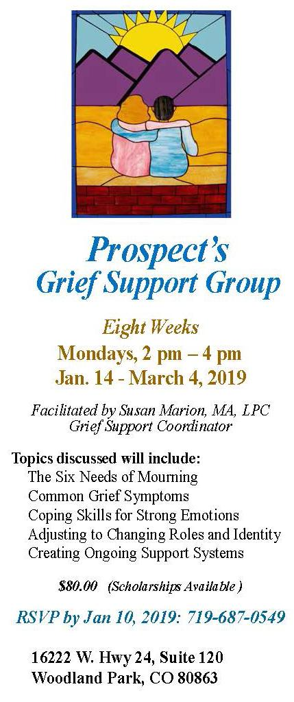 Prospect grief support