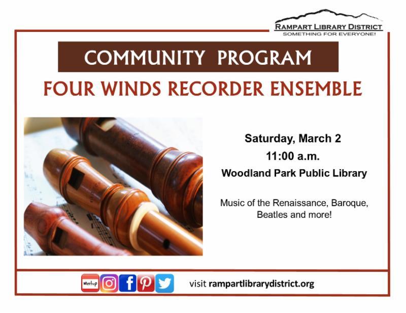 Four Winds Recorder Ensemble2019