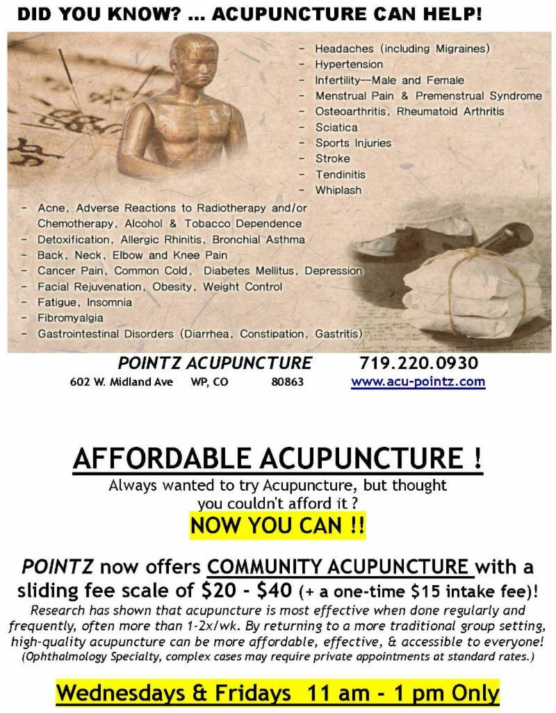 Pointz Acupuncture