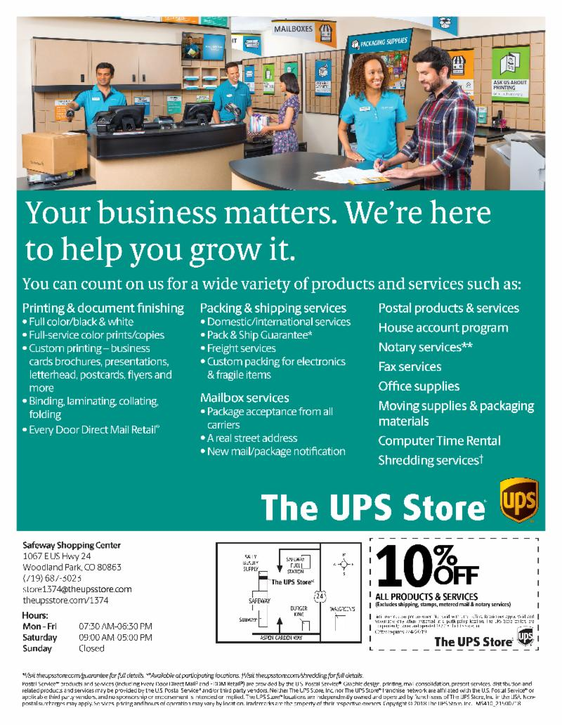 UPS General Services