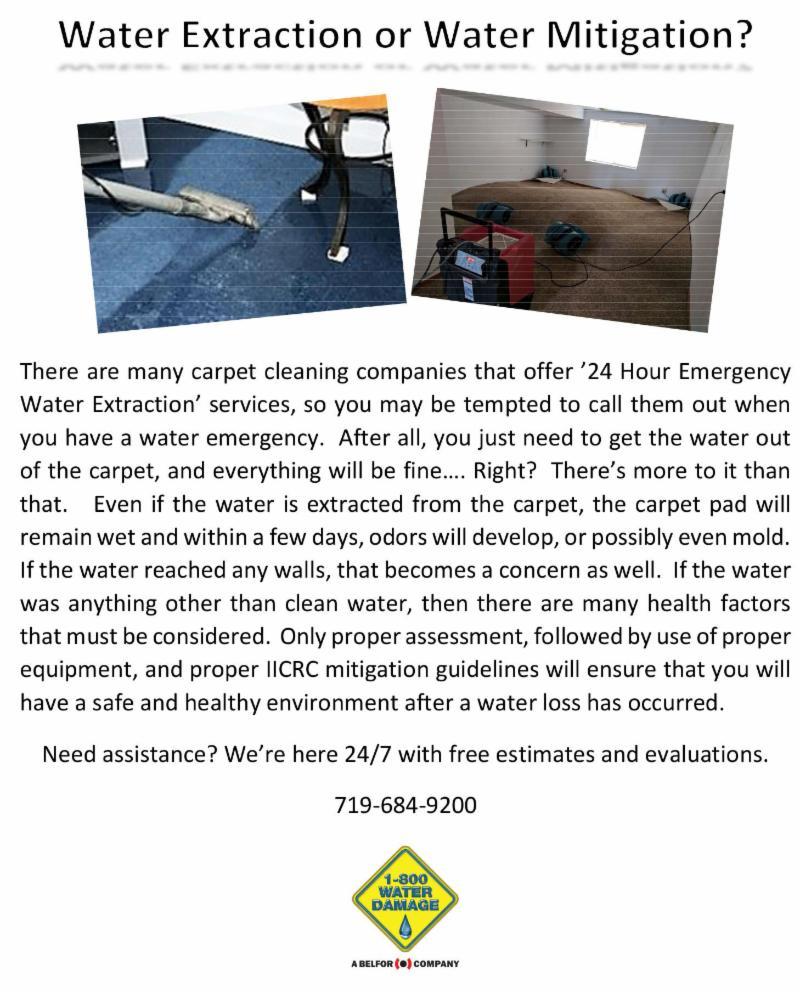 1-800 Water Damage