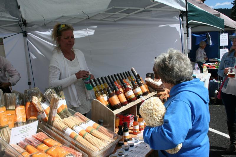 Oktoberfest Vendor