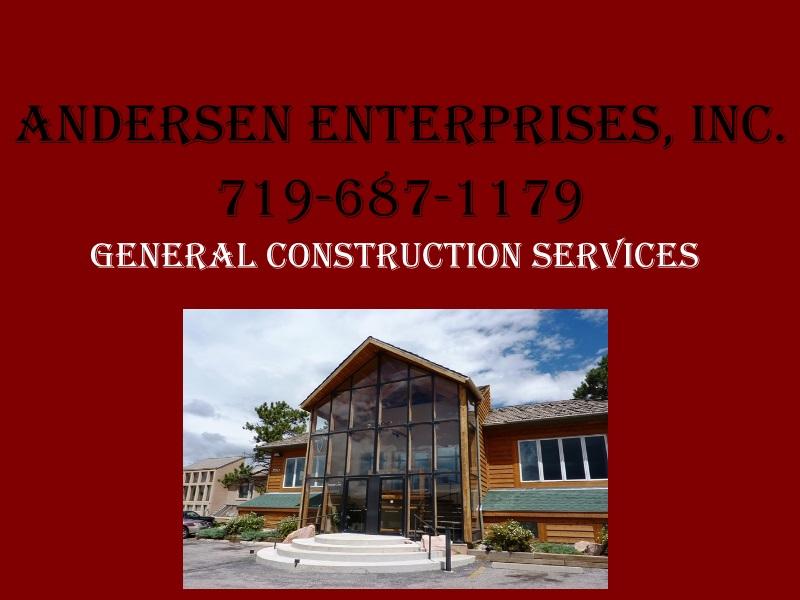 Andersen Enterprises Inc.