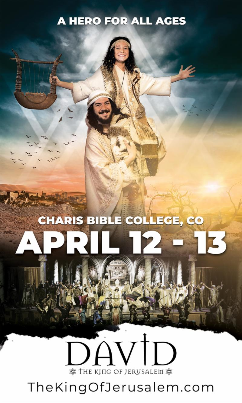 Charis King David