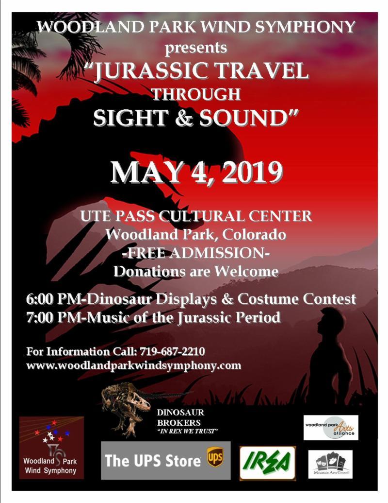 2019 Jurassic WPWS Concert