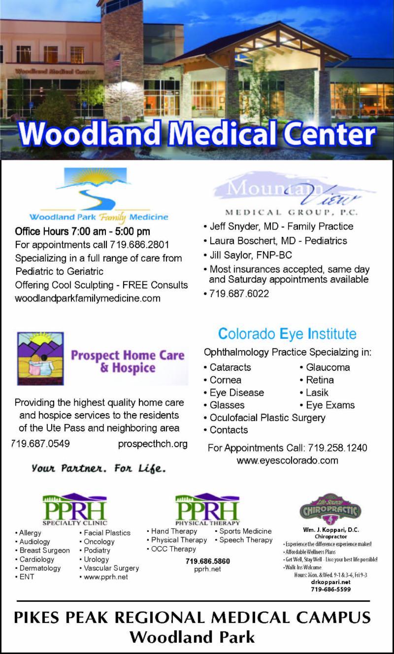 Woodland Medical Center