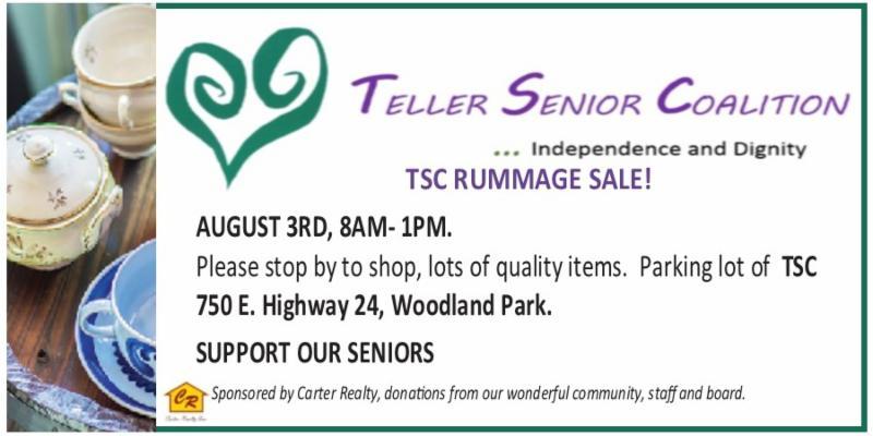 TSC Annual Rummage Sale_