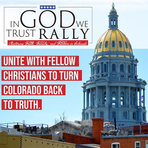 In God We Trust Rally