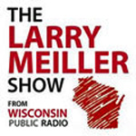 Larry Meiller Show Wisconsin Public Radio logo.