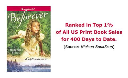 Smuggler's Secrets book 400 Days in Top 1 Percent.
