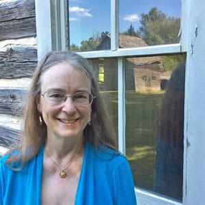 Photo of bestselling author Kathleen Ernst.