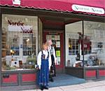 Nordic Nook store in Stoughton Wisconsin