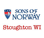 Sons of Norway Mandt Lodge Stoughton WI logo.