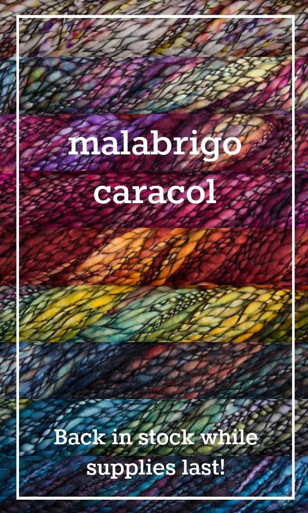 Malabrigo Caracol