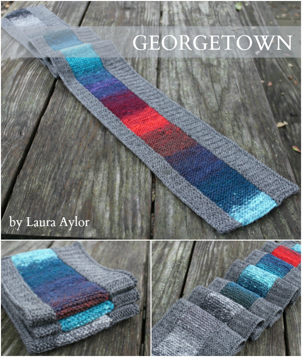 Georgetown Scarf by Laura Aylor