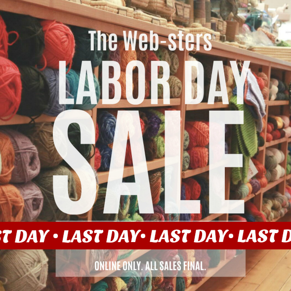 Last Day of Labor Day Sale