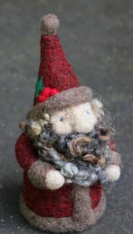 Father Christmas Gnome Kit