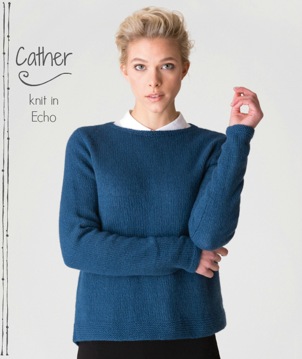 Shibui Cather Pullover