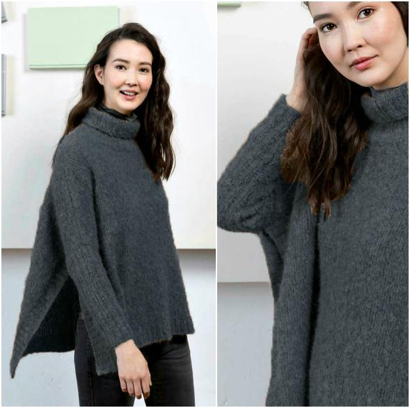 Cape Sweater #5