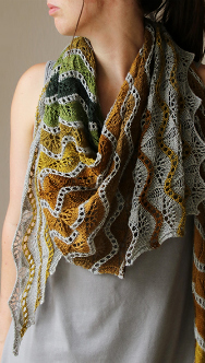 True Colors Shawl