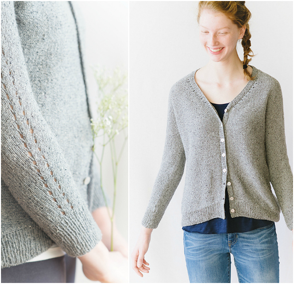 Hope Cardigan Hope Cardigan by Amy Christoffers