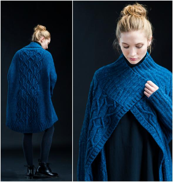 Belfast Sweater Coat