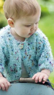 Blossom Baby Sweater