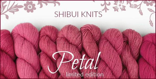 Shibui Petal Limited Edition Color
