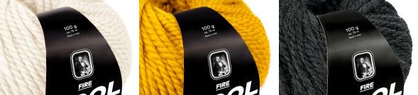 WoolAddicts Fire Yarn