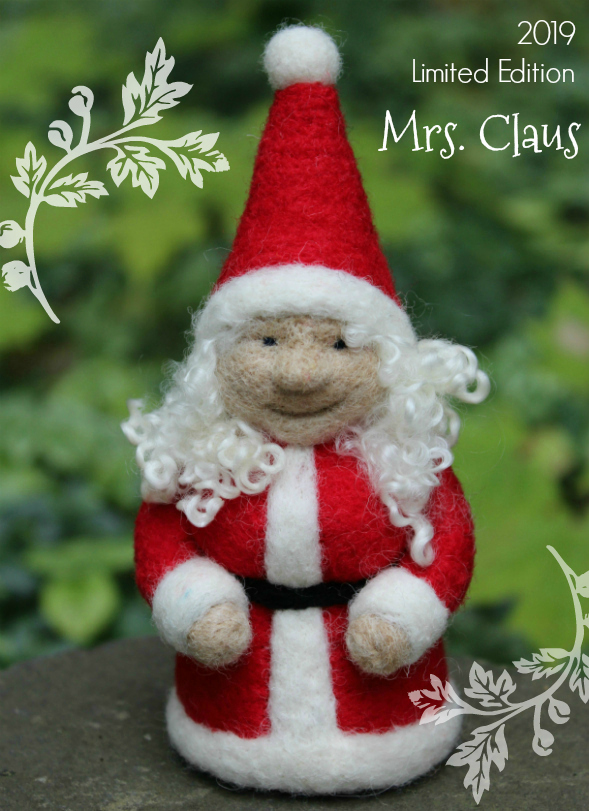 Limited Edition 2019 Mrs. Claus