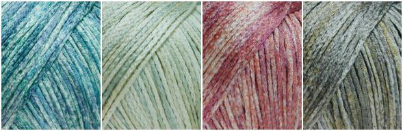 Lang Mulberry Silk Yarn