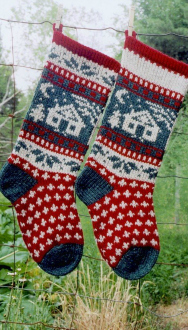 Annie's Woolens Stocking Kits