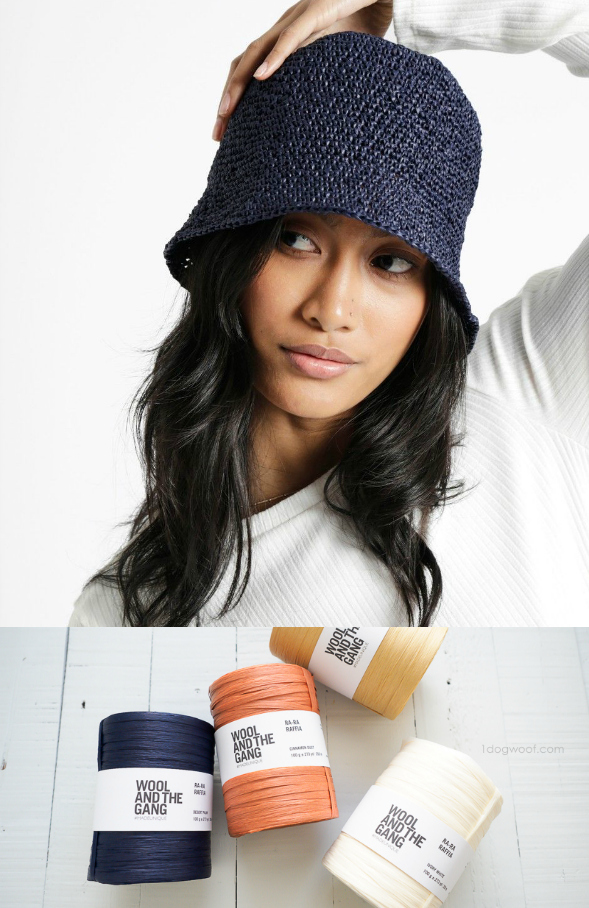 Joanne Hat by Wool and the Gang