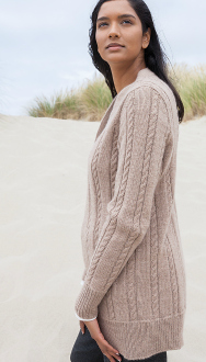 Soen Cabled Cardigan
