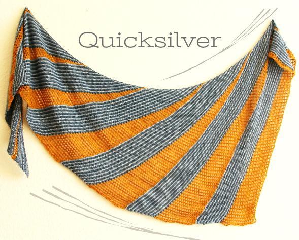 Quicksilver Shawl