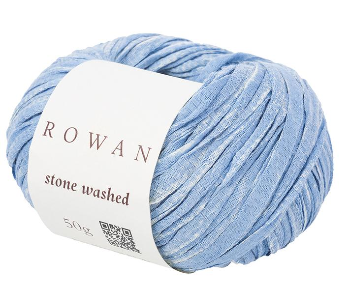 Rowan Stone Washed Yarn