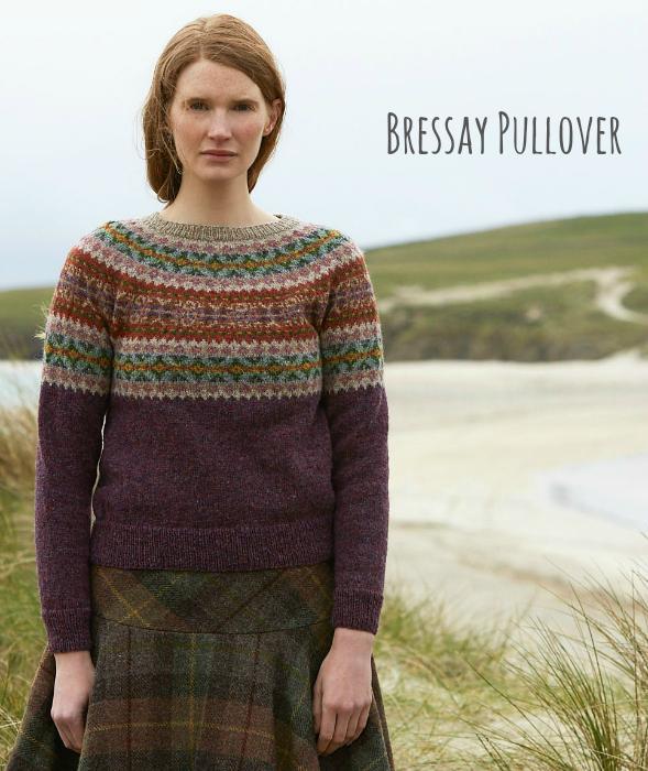 Bressay Pullover
