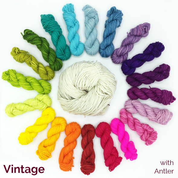 Bounce Blanket Vintage with Antler