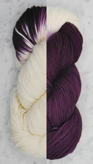 NEW: Swans Island Dip Dyed DK Collection