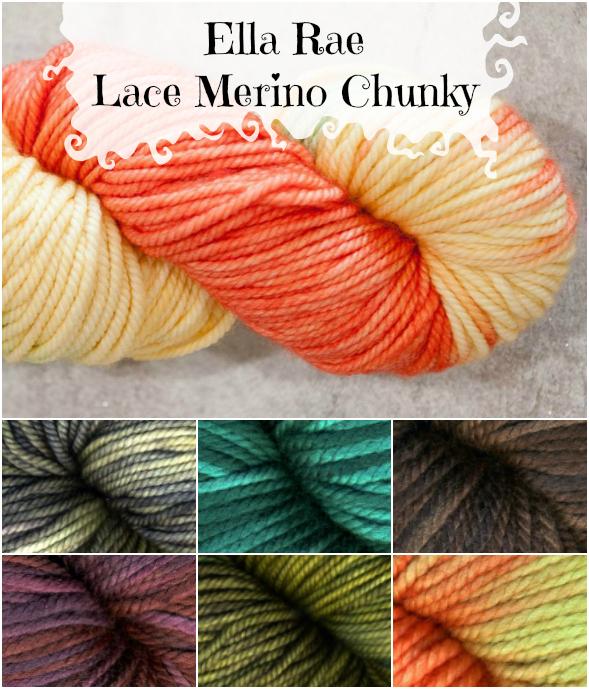 Ella Rae Lace Merino Chunky Yarn