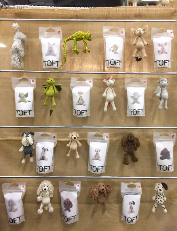 Toft Crochet Animal Kits