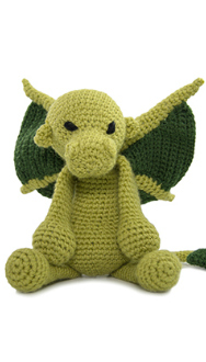 Toft Corchet George the Dragon Kit