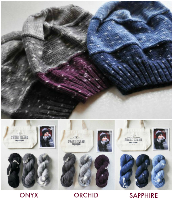 Aurora Kit Colorways