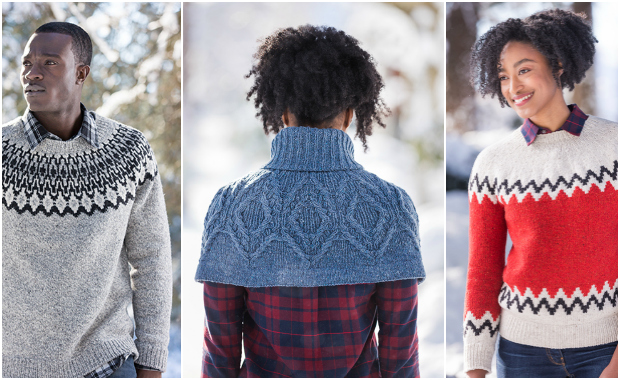 Brooklyn Tweed Pattern Collections
